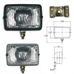 Халоген допълнителен без решетка (крушка Н3)