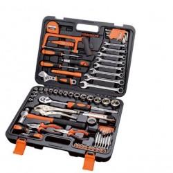 Комплект инструменти в куфар 78 части CR.V