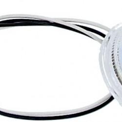 Стъкло за диодно рогче /прозрачно/