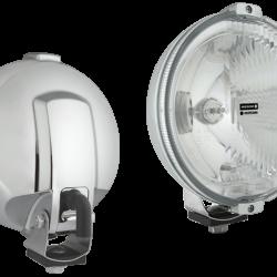 Допълнителен фар бял Ф183mm, H3-24V LED T4W, 24V, КАБЕЛ-015m