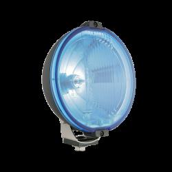Халоген допълнителен син, с диоден кръг Ф183мм. LED T4W, 24V кабел 0,15м.