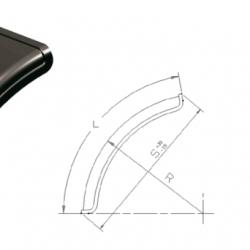 Калник половинка B 650 x R 670 x L 700 x S 670mm; 2kg