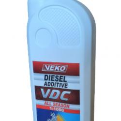 Добавка дизел депресатор VDC /diesel complex / - концентрат 1:1000 1 литър
