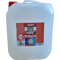 Добавка дизел депресатор VDC /diesel complex / - концентрат 1:1000 10 литра