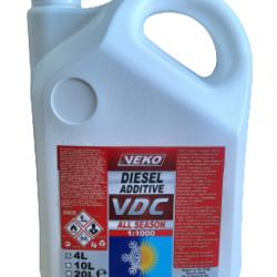Добавка дизел депресатор VDC /diesel complex / - концентрат 1:1000 4 литра