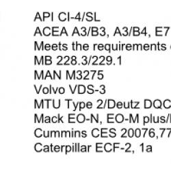 Масло моторно полусинтетично 20 литра BEXOL HEAVY PLUS M 10W40, 50-60x.km EURO 4