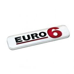 ЕМБЛЕМА ХРОМИРАНА EURO6