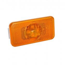 Габарит страничен, оранжев LED-24V -Volvo FH12/FL/FM-