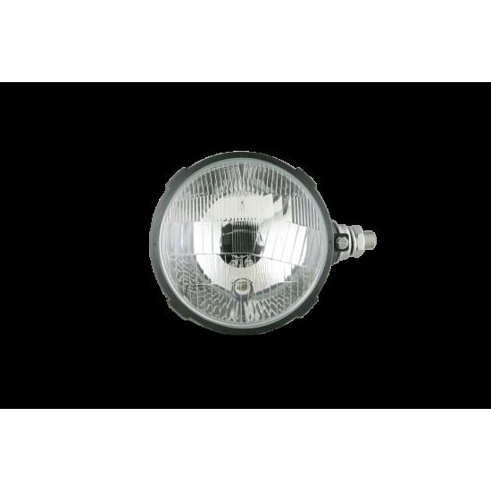 Халоген допълнителен с пластмасов корпус и габарит Ф161мм. H4-12V/24V