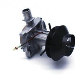 Моторче печка D2/24V -EBERSPRAECHER-