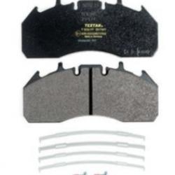 Накладки дискови с аксесоар WVA:29218/29174/29273/29219, 249.35x109.5x29; RENAULT TRUCKS C-Serie(13- ) Premium 2(06- ); VOLVO FE II(12- )