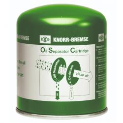 Филтър дехидратор с маслен и воден сепаратор ЗЕЛЕН с лява резба; RENAULT TRUCKS Premium 2 (06-); VOLVO FL III (13-)