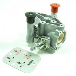 Клапан спирачен type: TrCM, ПОРТ 1: M22x1.5, ПОРТ 1-2: М16х1.5, ПОРТ 4: М16х1.5