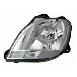 Фар главен RH LED H1/H7/PY21W,DAF XF106 -