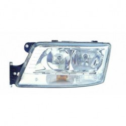 Фар главен ляв LED  2xH7/PY21W; MAN TGA(06- ) TGL(06- )