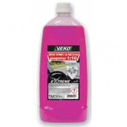 Течност за чистачки лятна, концентрат 1:10 / 1 литър