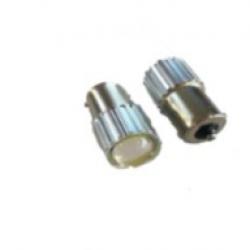 Крушка R5W,LED,12/24V-к-кт 2 броя-усилени