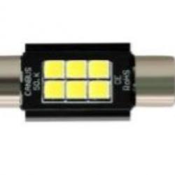 Крушка 1.2W,LED,12/24V-CANBUS сулфидна
