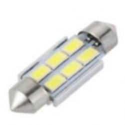 Крушка LED,C5W,12/24V-CANBUS сулфидна