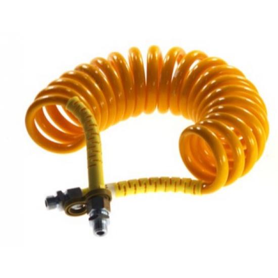 Спирала за въздух M16 жълта