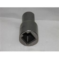 Части за щори адаптер за обтяжна тръба KRONE Ф27 ( Обикновена стомана)