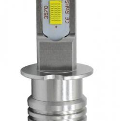 Крушка H3 ,LED,12/24V-К-кт. 2 броя