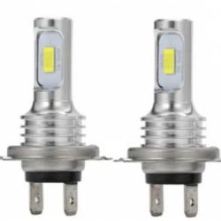 Крушка H7 ,LED,12/24V-К-кт. 2 броя