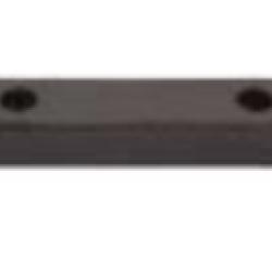 Буфер гумен за ремарке  L528 x B59 x H35 MM;  ОТВОРИ 4 x 12 / 15MM