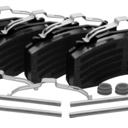 Накладки дискови с аксесоар WVA:29223/29279, MAXX 22; MAN TGS (08-) TGX (08-)