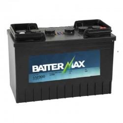 Акумулатор BATTERMAX 110 Ah / 680 A ДЕСЕН ПЛЮС - L347xW173xH234