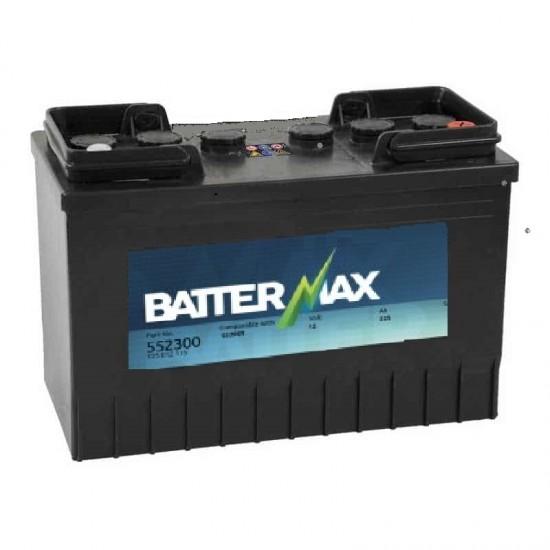 Акумулатор BATTERMAX 110 Ah / 680 A - L347xW173xH234 –   ЛЯВ ПЛЮС