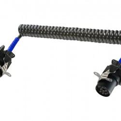 Кабел токов единичен, 24V, 15pin, ABS/EBS/ADR. 3,5m, 12x 1, 5mm² + 3x 2, 5mm²/ISO 12098