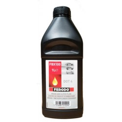 Спирачна течност DOT 4  1L - FBX100