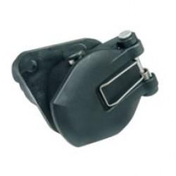 Букса токова 24V, 15pin, ABS/EBS, с винтчета, за ремарке, ISO 12098