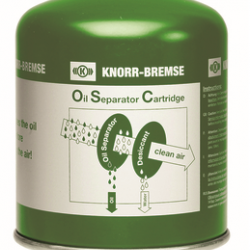 Филтър дехидратор с маслен и воден сепаратор зелен M39X1.5/14BAR