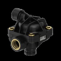 Клапан релеен MAN E 2000(00- ); MERCEDES-BENZ LK/LN2(84-98) MK(89-96) NG(88-94) SK(87-96)