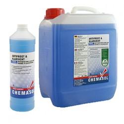 Течност за чистачки лятна, концентрат 1:10 / 5 литра