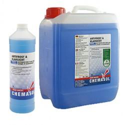 Течност за чистачки зимна, концентрат CHEMASOL -60C / 1 литър