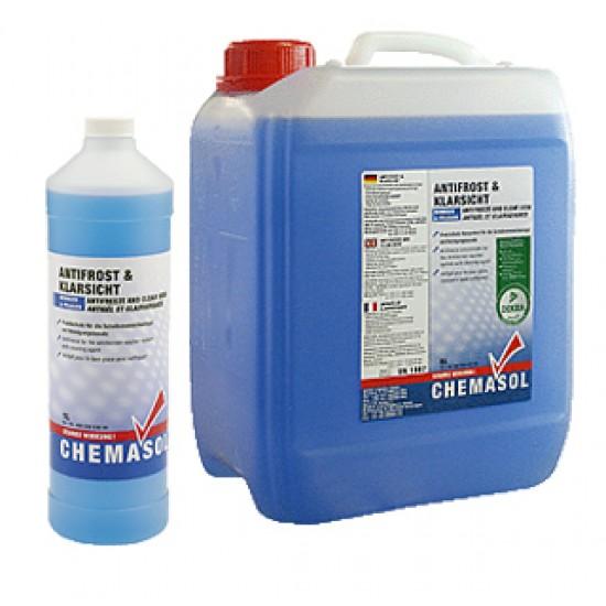 Течност за чистачки зимна, концентрат CHEMASOL -60C / 5 литра